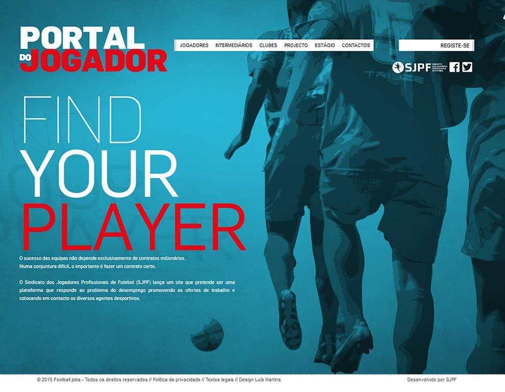 Portal do Jogador
