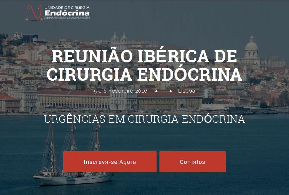 5ª Reunião Ibérica de Cirurgia Endócrina